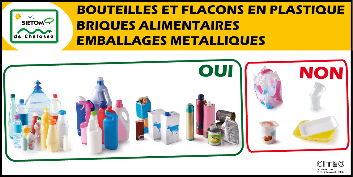 Consignes Emballages